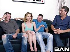 زیبایی 18 ساله روسی دانلود فیلم سینمایی سکس با دو پسر فاک می کند
