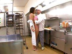 زن برهنه محکم توسط منحرف باتجربه فیلم سینمایی سکسی رایگان گره خورده است